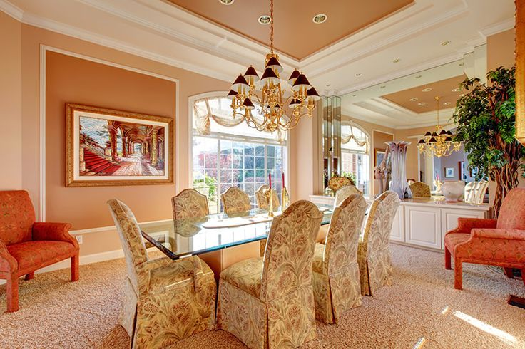 17 Celebrity Style Dining Rooms To Drool Over! | Home & Style Living | Stunning Home Design and Decor