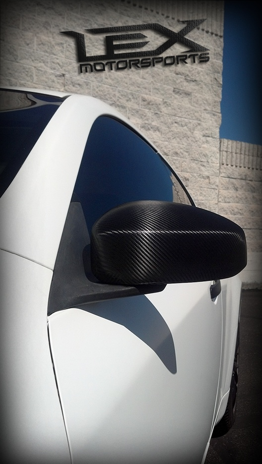 Infiniti G35 Satin White Vinyl Wrap Custom Cars Smoked Headlights Car Accessories