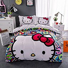 Hello Kitty Bedroom Sets, Beds & Decor [For Toddlers, Kids]- We Love Kitty
