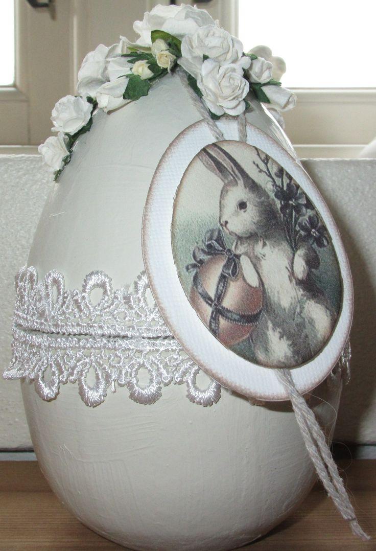 Easter egg / påske æg My own creation