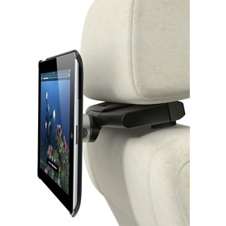 Great gift for anyone upgrading their ipad. They can just mount their old one as an in car movie screen iPad