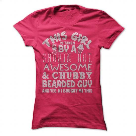 Chubby Bearded Guy?! - LIMITED EDITION - #personalized sweatshirts #design tshirts. MORE INFO => https://www.sunfrog.com/LifeStyle/Chubby-Bearded-Guy--LIMITED-EDITION-Ladies.html?60505