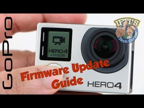 ▶ GoPro Hero 3 / 4 - How to Upgrade Firmware : Beginners Guide - YouTube