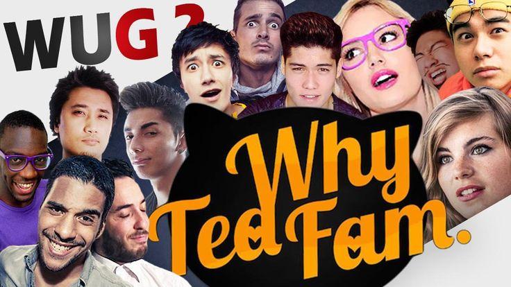 Why Tea Fam : La plus grosse bande de Youtubers français !