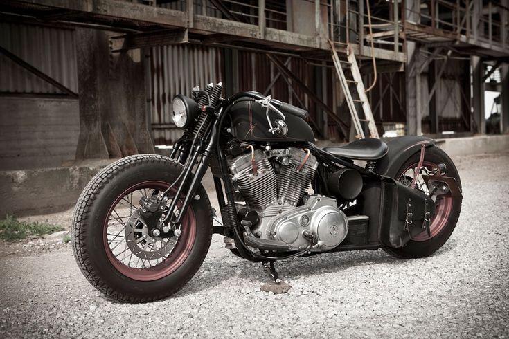 """Harley-Davidson Sportster (Custom Ratbike) - """"Thunderbike Lucky 13"""""""