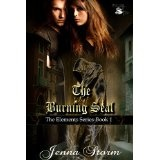 The Burning Seal (The Elements Series) (Kindle Edition)By Jenna Storm