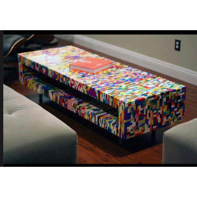 Table Basse Lego