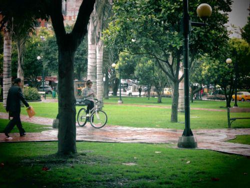 El Parque de la 93 ♥ Bogotá, Colombia