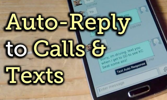 Changing the Auto-Reply Message For Your Android Auto http://www.2020techblog.com/2017/04/changing-auto-reply-message-for-your.html  #technews #tech #android
