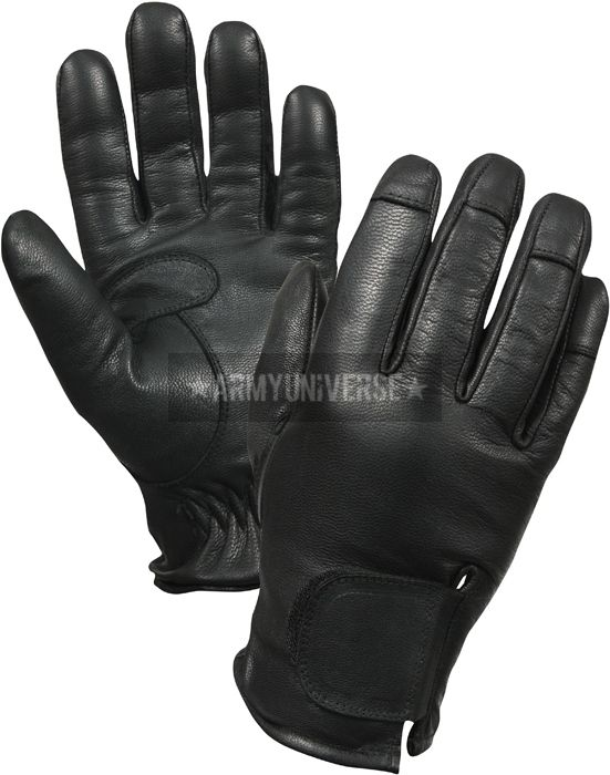 Black Deluxe Leather Cut Resistant Tactical Police Gloves | Clothing, Shoes & Accessories, Unisex Clothing, Shoes & Accs, Unisex Accessories | eBay!