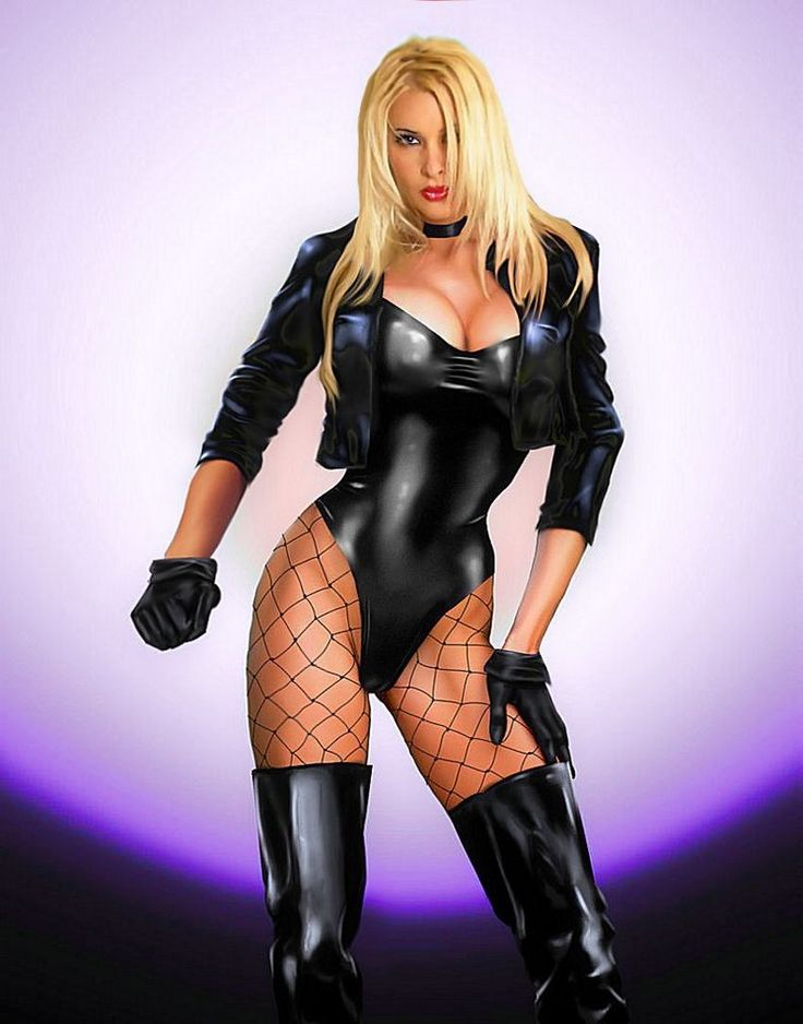Black Canary 3 by ChillyPlasma on deviantART | Cosplay ...
