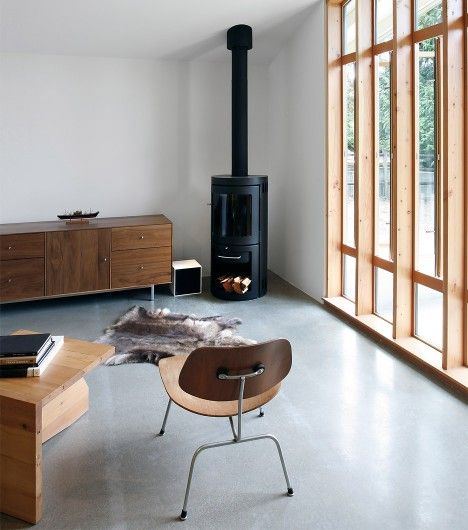 Inside The Designers Studio: Warehouse Conversion, Barcelona And Mexico City