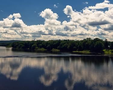 Bucknell University has helped get Susquehanna River get historic designation. The river was once home to the Susquehannock, a Native American tribe who were the first to live on the river.