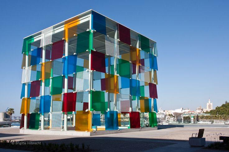 #Málaga #Port #CentrePompidou