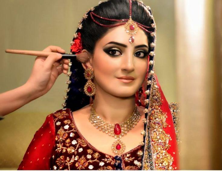 Best 25 Wedding Hairstyles Ideas On Pinterest: Best 25+ Pakistani Bridal Makeup Ideas On Pinterest