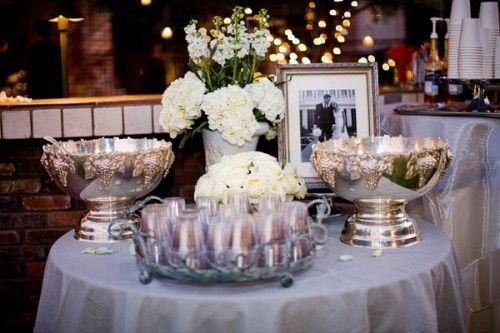 Phoenix AZ Backyard Tented Wedding Reception | Elizabeth Anne Designs: The Wedding Blog