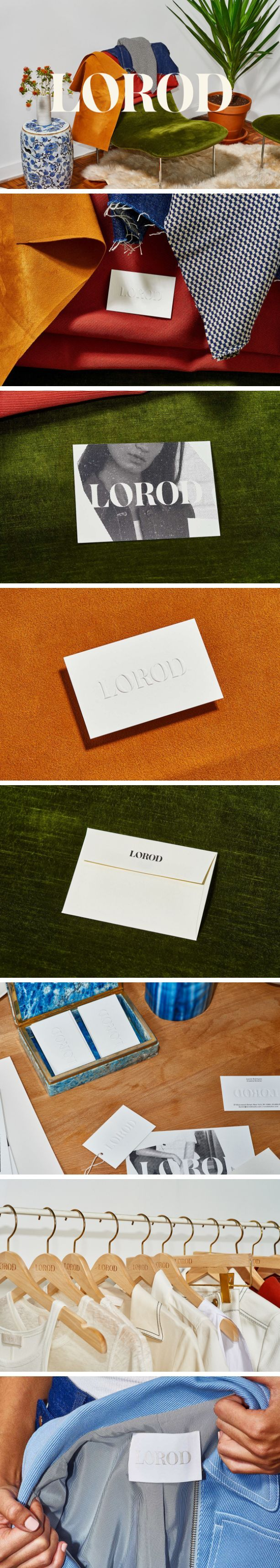 Brand Identity & Web Design for LOROD by Pentagram. If you're a user experience professional, listen to The UX Blog Podcast on iTunes.