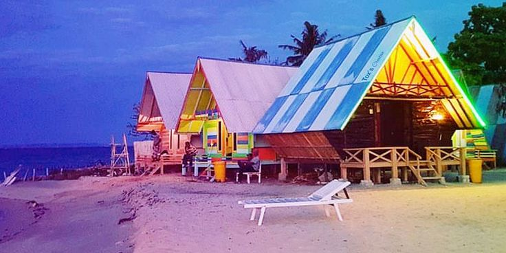 Guest House di Gili Genting