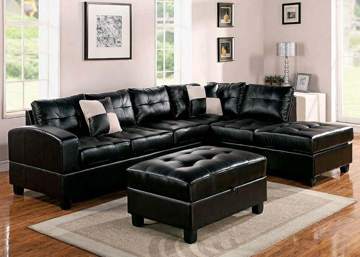 Mejores 23 imágenes de Sectional sofas en Pinterest | Muebles de ...