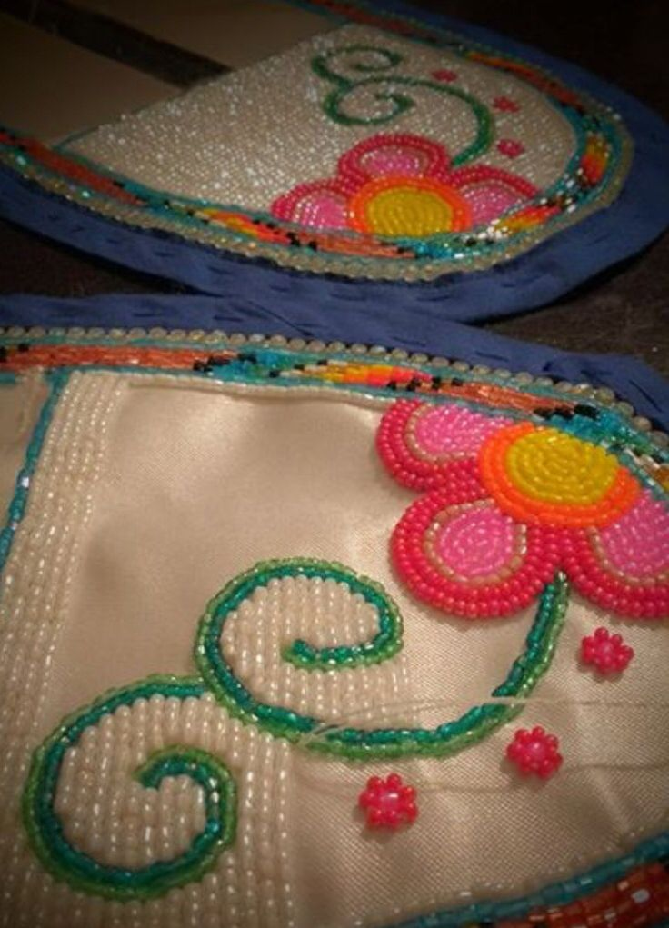 Vamps Beautiful beadwork