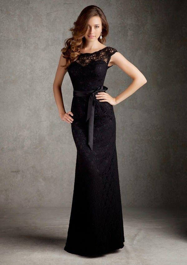 Grandiosos vestidos de damas de honor   Colección 2014