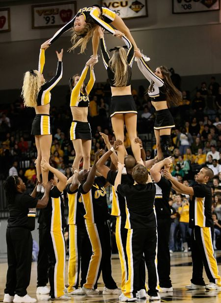 can you do that cheerleading | vcu cheerleading is known for being a great crowd team the ...