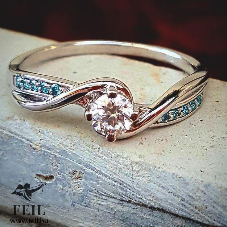 Gyémántgyűrű / Diamond ring by FEIL