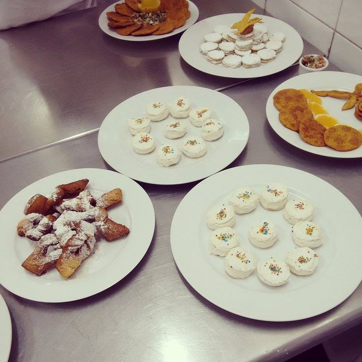 """We made Chilean Sweets at today's class!! """"Chilenitos"""", """"Alfajores Chilenos"""", """"Sopaipillas"""" and """"Calzones Rotos"""" #Sweets #Chilean"""