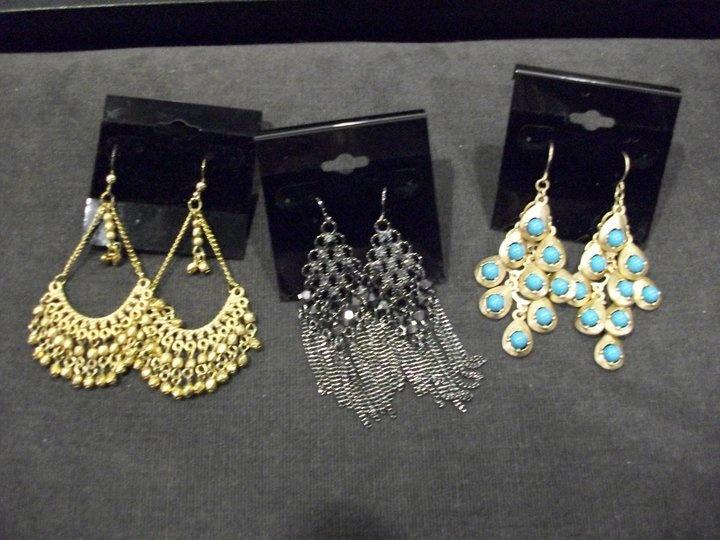 great Chandelier Earrings from Premier Designs: Fashion, Dangly Earrings, Chandelier Earrings, Big Earrings Repin, First, Designs Jewelry, Designs High End, Earrings Repin By Pinterest