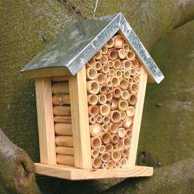 Bees houses diy