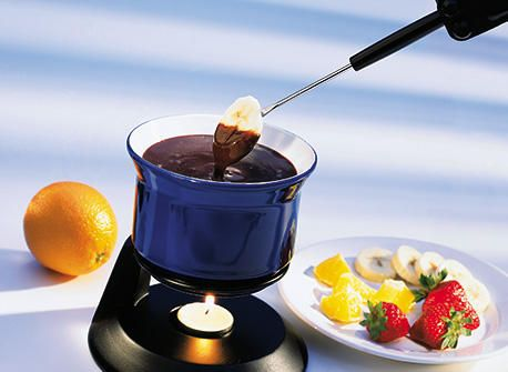 Chocolate Fondue | Recipe | Chocolate, Chocolate fondue and Recipe
