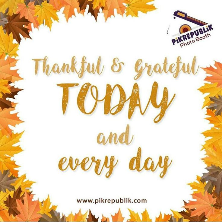 Thanks every moment of life. Happy thanksgiving day! www.pikrepublik.com  #pik #pikrepublik  #thanksgivingday #happy #Sonrisasinstantáneas #photobooth #smile #photoboothfun #pikusa #pikcolombia #fotocabina #fotocabinacolombia #events