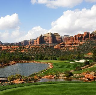 Seven Canyons in arizona #golf