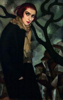 A la Pinacothèque de Paris, Tamara de Lempicka, peintre art déco