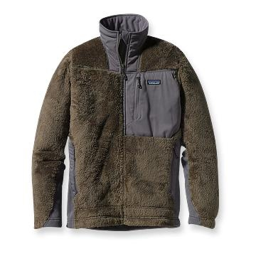 """Patagonia R3 Fleece in """"Alpha Green."""" Love this thing. $179"""