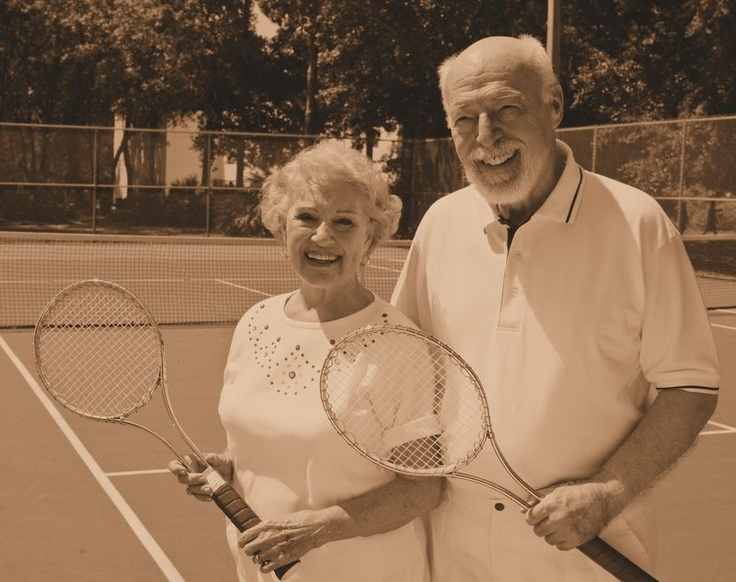 As we age, we lose many freedoms. Like athletic activities...