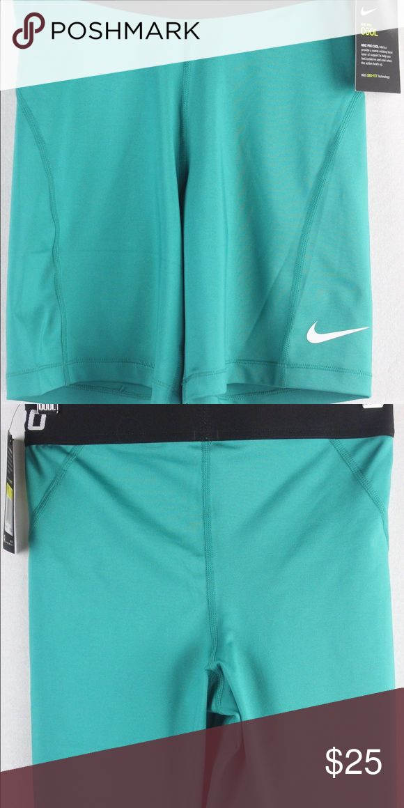 NIKE PRO COOL WOMEN'S TRAINING SHORTS SIZE SMALL NWT Nike Shorts