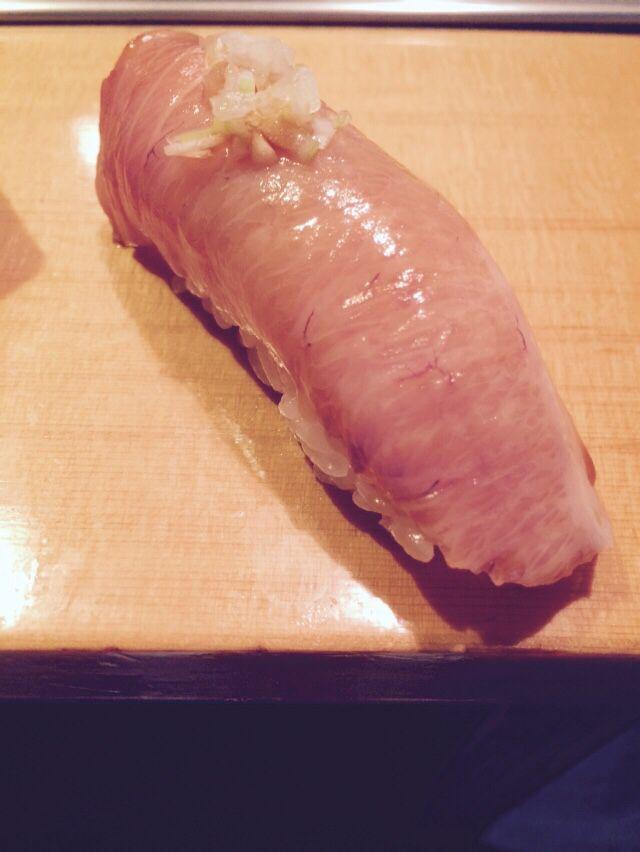 Aged kingfish ✨