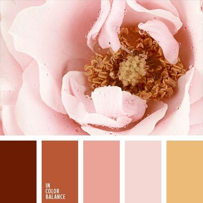 amarillo, burdeos, burdeos y rosado, color oro, colores para una boda, elección del color, gama de colores para boda, paleta de colores para una boda, rosado, rosado claro, rosado oscuro, selección de colores, tonos rosa.