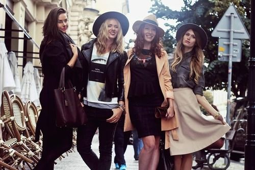 Fashion Week 14' press
