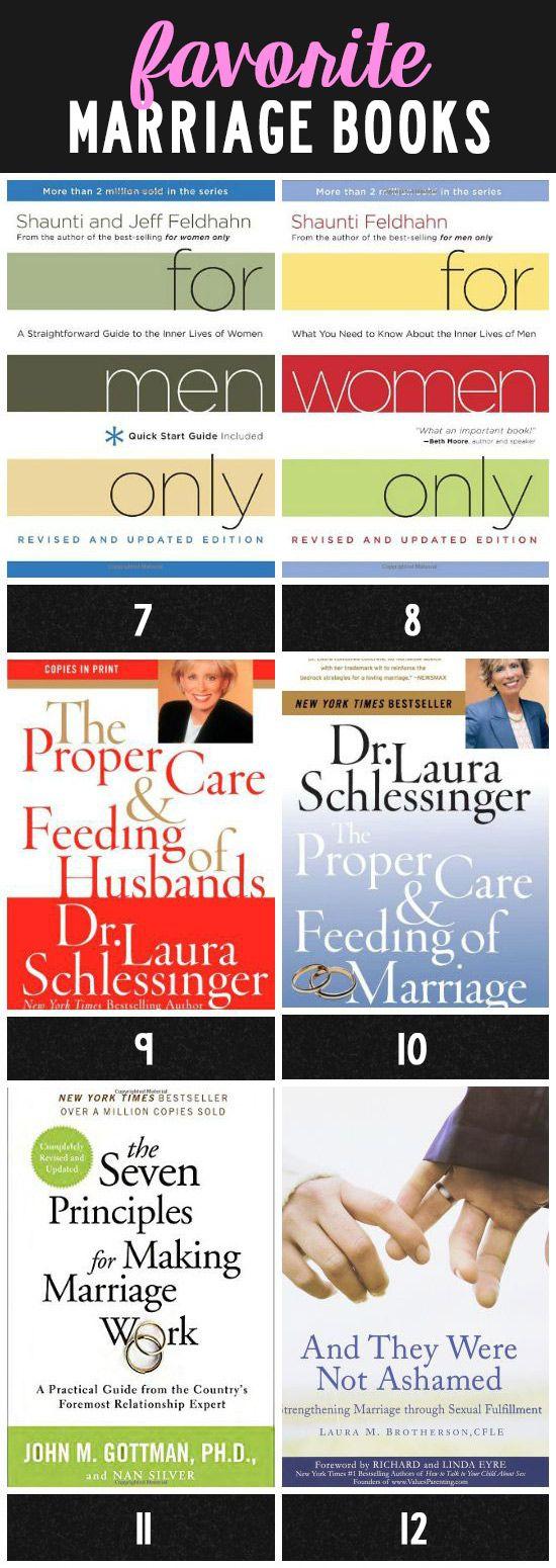 Favorite Marriage Books