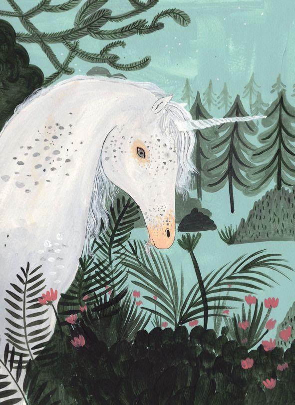 Unicornio By Coco Escribano