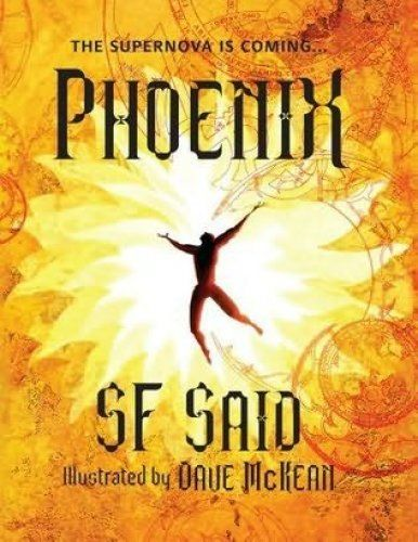 DFB congratulates SF Said and Dave McKean on the publication of Phoenix – extraordinary sci-fi adventure from the brilliant story-telling team of SF Said and Dave McKean, unputdownable and visually stunning.
