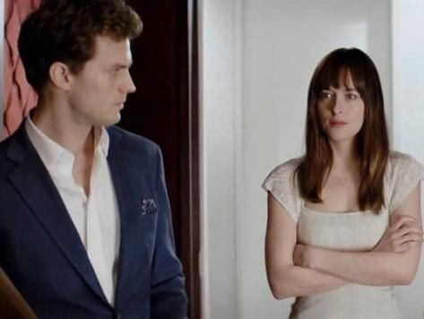 'Fifty Shades of Grey' Trailer: Tying Women Up Is the New Feminism