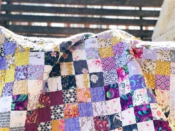 An Updated Wip List Trip Around The World Quilt Reveal Trippy Quilt Scrappy Quilts Quilts Charm Quilt