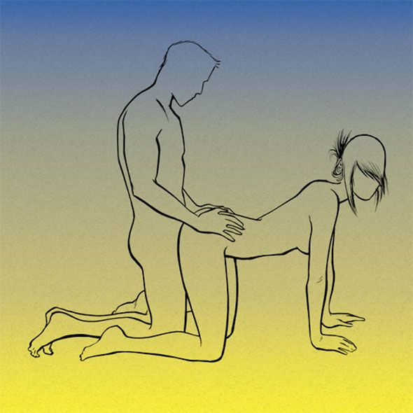 Doggy Style Position