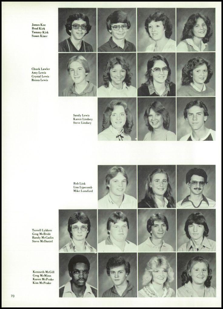 1982 lexington high school yearbook high school yearbook