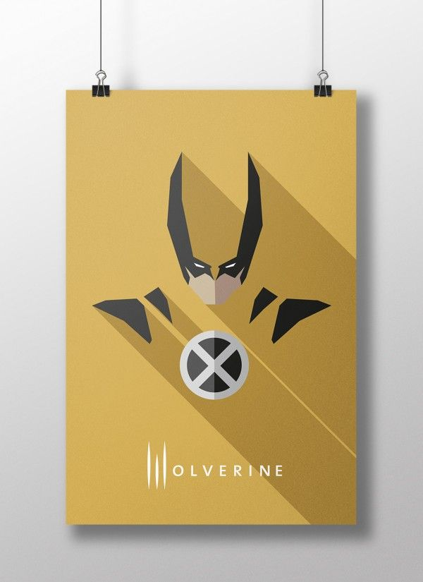 Wolverine by Moritz Adam Schmitt
