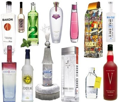 25 Unusual & Premium Vodkas From Ed Hardy To Bacon Flavored. http://ifitshipitshere.blogspot.com/2009/04/25-unusual-premium-vodkas-from-ed-hardy.html