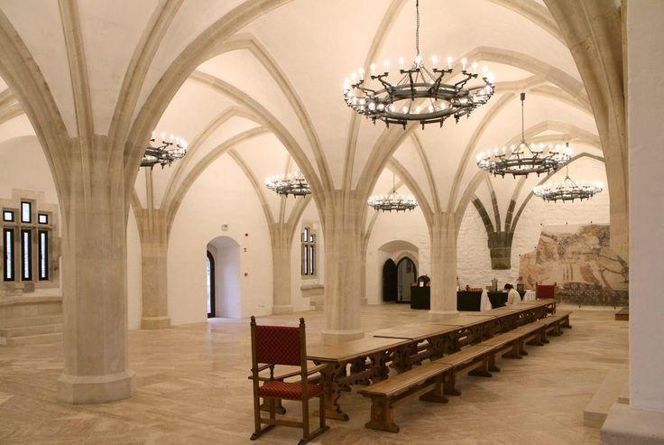 Diósgyőri vár - felújítás után - 2014